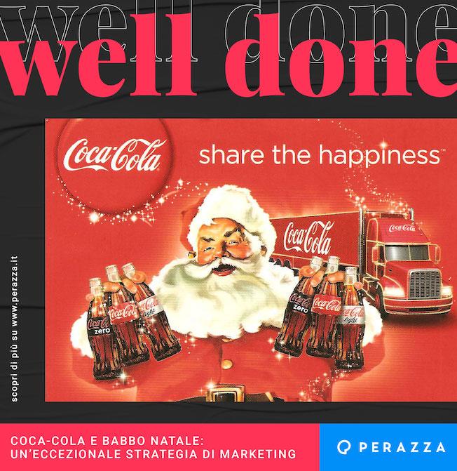 Babbo Natale Coca Cola 1931.Coca Cola E Babbo Natale Strategia Di Marketing